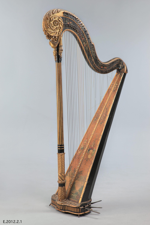 Harpe | Anonyme