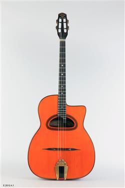 Guitare | Mario Maccaferri