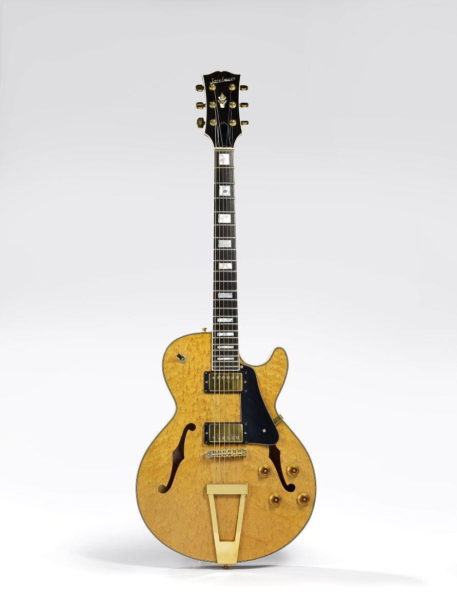 Guitare électrique modèle SM JJ | Jacobacci Frères