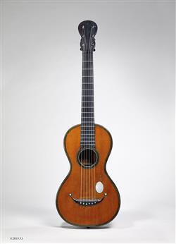 Guitare romantique | Mast, Laurent Blaise
