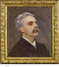 Portrait de Gabriel Fauré (1845-1924) | Sargent, John Singer