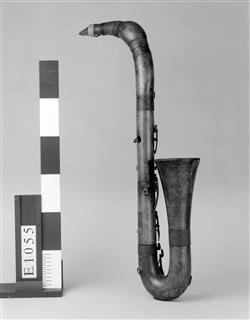 Clarinette basse   Humont-Desfontenelles, Louis Nicolas Victor
