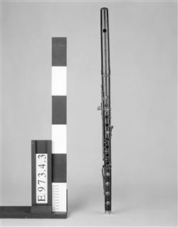 Flûte traversière | Clair aîné Godfroy