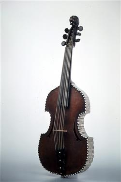 Pardessus de viole | Anonyme