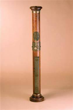 Flûte à bec basse dite flûte colonne | Hans Rauch von Schratt