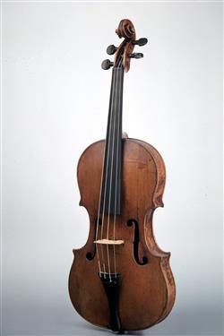 Ténor de violon, recoupé en alto   Amati, Andrea