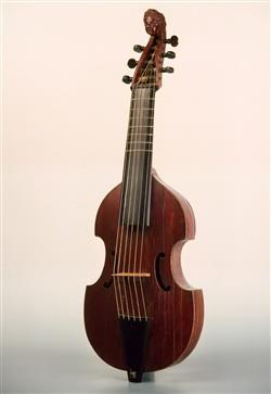 Pardessus de viole | Guillaume Barbey