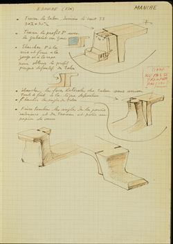 Cahier de Robert Bouchet | Robert Bouchet