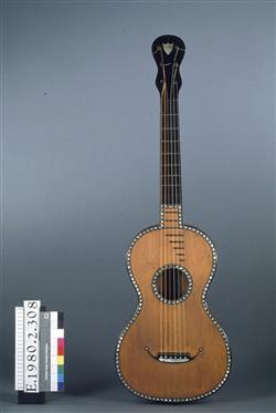 Guitare   Collin, Claude Hippolyte