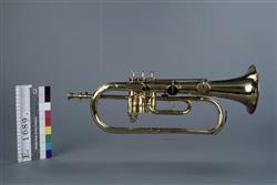 Saxhorn contralto en si bémol à pistons et à clés | Adolphe Sax