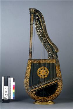 Harpe ditale | Edward Light