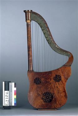 Harpe ditale | J. Pfeiffer