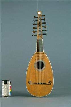 Mandoline | Edmond Saunier
