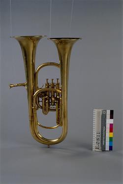 Duplex saxhorn contralto en la bémol et saxhorn alto en mi bémol   Gautrot