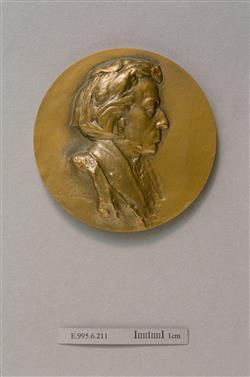 Médaille de Frédéric Chopin (1810-1849) | Coutin, Robert