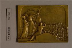 Médaille commémorative de l'Exposition universelle à Turin en 1911 | Dautel, P.