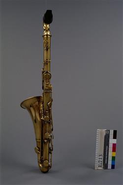 Clarinette basse en si bémol | Adolphe Sax