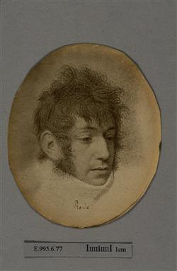 Portrait de Pierre-Jacques-Joseph Rode (1774-1830) | Ecole française