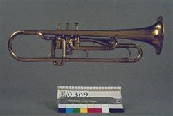 Trompette à pistons   Adolphe Sax