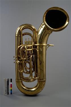 Saxhorn contrebasse en ut et en si bémol | Adolphe Sax