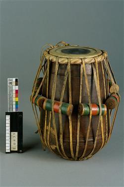 "Tambour tronconique ""tabla"" | Anonyme"