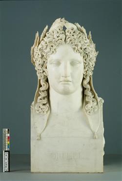 Buste d'Orphée | Chaudet, Antoine-Denis