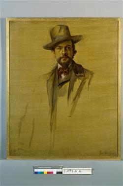Portrait de Claude Debussy (1862-1918)   Robert, Paul