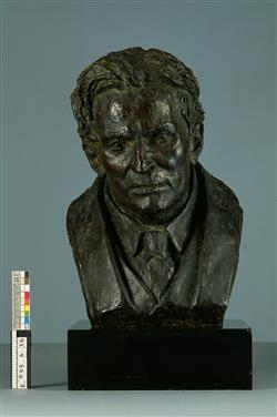 Buste de Georges Enesco (1881-1955) | Lavrillier-Cossaceanu, Marguerite