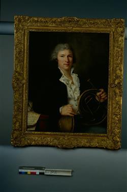 Portrait de Frédéric Duvernoy | Ecole française