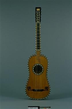 Guitare | Voboam, Jean Baptiste dit Jean