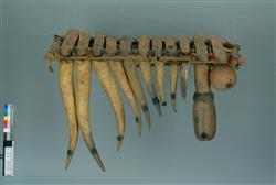 "Xylophone portatif ""zanga"" | Jean Zuibona"