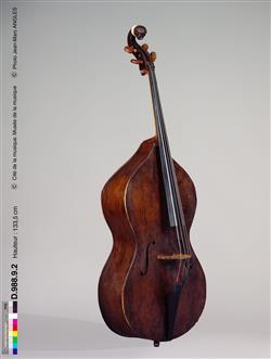 Violone   Giovanni Paolo Maggini