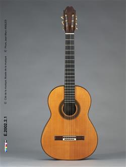 Guitare classique | Robert Bouchet