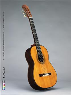 Guitare classique   Robert Bouchet