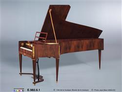 Piano à queue | Joseph Johann Brodmann