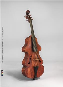 Basse de viole |  Zanetto de Michaelis di Montichiaro