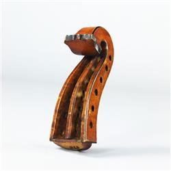 Tête de viole | Antonio Stradivari