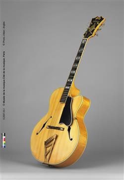 Guitare acoustique modèle Excel cutaway | John d' Angelico