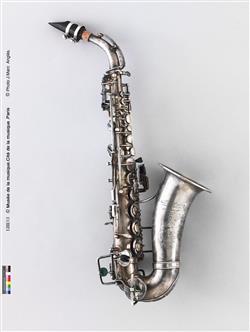 Saxophone soprano en si b   Selmer