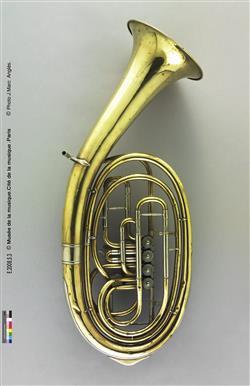 Tuba wagnérien basse en fa   Fritz Kruspe