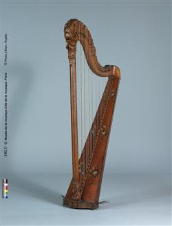 Harpe | Pierre Louvet