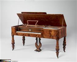 Piano carré | Kriegelstein et Arnaud