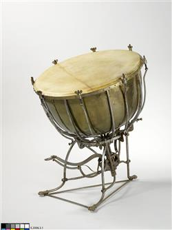 Timbale | Geiger, Antoine