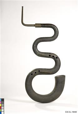 Serpent | Baudouin, Antoine Gabriel