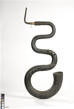 Serpent | Baudouin, Georges Antoine