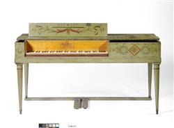 Piano carré | Boch, Alois