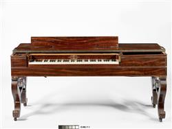 Piano carré | Jean-Henri Pape