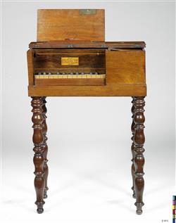 Piano carré miniature | Beck, Joseph