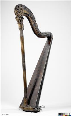 Harpe | François Chatelain