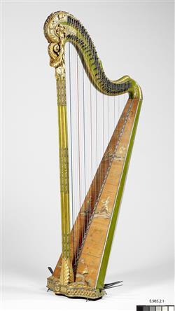 Harpe | Georges Cousineau